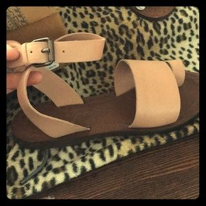 Free people Torrence flat sandal